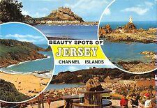 BR76535 beauty spots of jersey chanel islands   uk