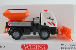 Wiking-064606-Unimog-u-20-2007-034-elecciones-municipales-invierno-servicio-034-1-87-h0-nuevo-en-el