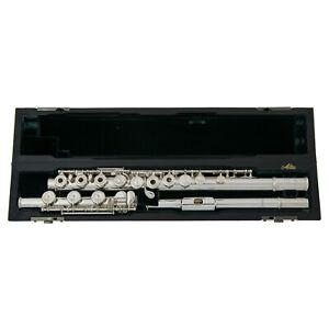Altus 1807 Handmade Silver Series Flute | B-Foot | Open-Keys | D# Roller I New