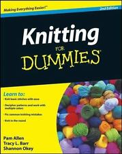 Knitting For Dummies-ExLibrary