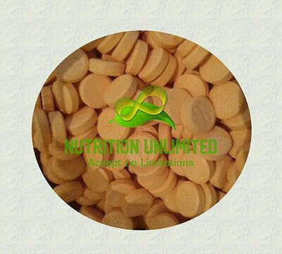 Turmeric tablets 1000mg | 100% natural, curcumin | antioxidant capsules pills