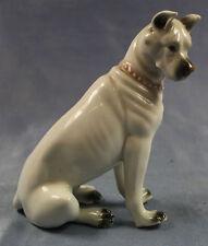 Leccando PORCELLANA personaggio Great Dane cani PERSONAGGIO CANE galluba Hofmann 1890