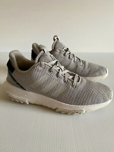 Details about Adidas Neo mens Lite Racer cloudfoam Size us 8.5 Running Shoe grey