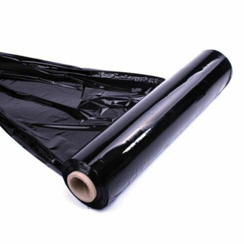 Qualité palette Stretch Shrink Wrap 25 MU 500 mm x 250 m Rouleau Toutes Couleurs /& Quantité de