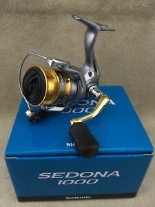 Shimano Sedona FI Spinning Coarse Reel NEW Front Drag Fishing Reel