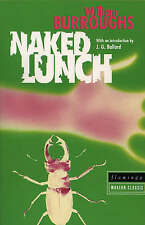 Naked Lunch (Modern Classic) (Harperperennial Classics), William Burroughs, Used