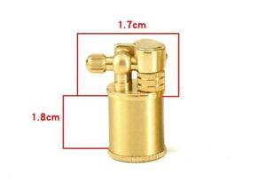 Solid-brass-Vintage-Petrol-Lighter-camping-survival-EDC