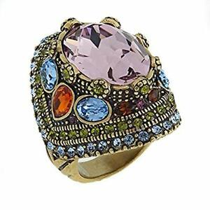 Heidi-Daus-034-Shirli-Stunning-Statement-Multi-Gemstone-Ring-Size-7-Retail