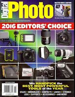 Digital Photo Magazine November 2016 Editor's Choice Most Powerful Tools