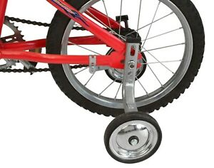 Lumintrail Children S Bicycle Training Wheels 12 18 Inch Kids Bike Stabilizer Ebay