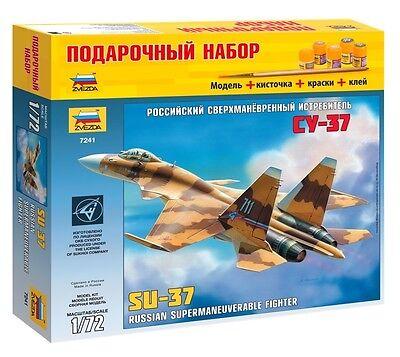 SU 35 /& 37 Zvezda Special Sukhoi deal 7241 7240 1//72
