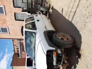 2001 GMC 3500 Gas 6.0 2WD Project