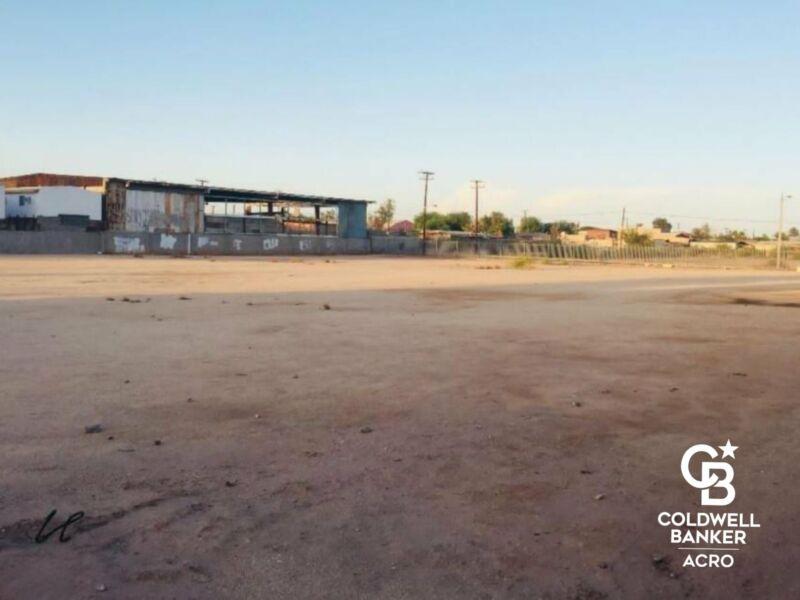 Terreno en Venta en Mexicali Ex Ejido Coahuila