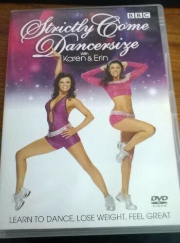 1 of 1 - Strictly Come Dancercize (DVD, 2007)