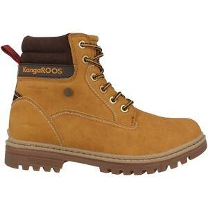 Marque Populaire Kangaroos Sollicitées Junior Chaussures Enfants Boots Kids Bottes Tan Jr W I 12050-170-afficher Le Titre D'origine Bon Pour L'éNergie Et La Rate