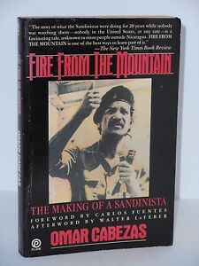 Fire-from-the-Mountain-The-Making-of-a-Sandinista-by-Omar-Cabezas-Nicaragua