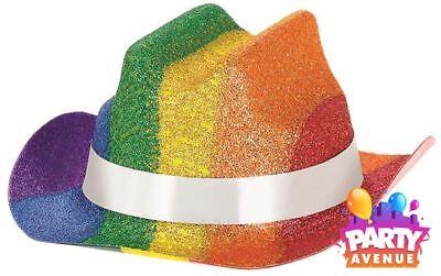 Gli adulti Gay Pride Rainbow Cappello Da Baseball Cappello Festival Party Parade Accessorio LGBT