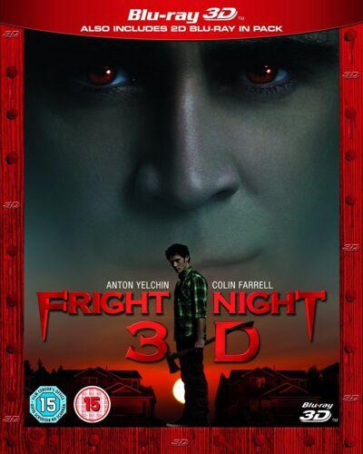 1 of 1 - Fright Night 3D (Blu Ray 3D + Blu-ray)