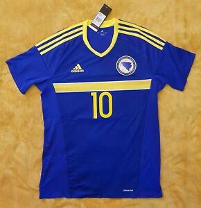 e6e5cdafe Bosnia & Herzegovina Shirt #10 Pjanić 15/17 Size M - Brand new ...