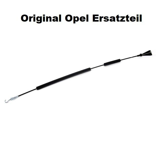 ORIGINAL OPEL CORSA D 3-TÜRER Seilzug Türgriff Türschloss Bowdenzug 13186767