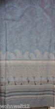 Bassetti Satin Stoff Tiziano V.7, 2 Stücke, ca. 185x80+40x280cm 100% Baumwolle