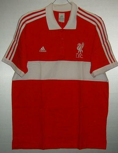 POLO UFFICIALE LIVERPOOL  - NUOVO  -  LIVERPOOL FC OFFICIAL POLO - NEW