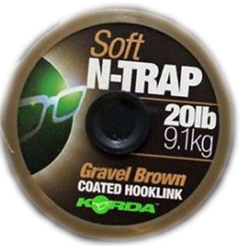 Korda N Trap Soft Coated Braid Hooklink