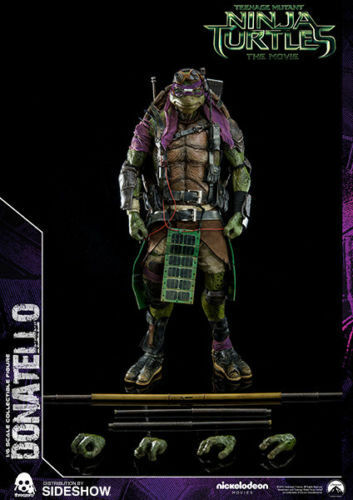 DONATELLO MOVIE FIGURA 32,6CM THREEZERO TEENAGE MUTANT NINJA TURTLES TORTUGAS