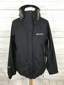 Atlanta Sprayway Kvinders Condition Black Uk14 Great Jacket Fpx50qw