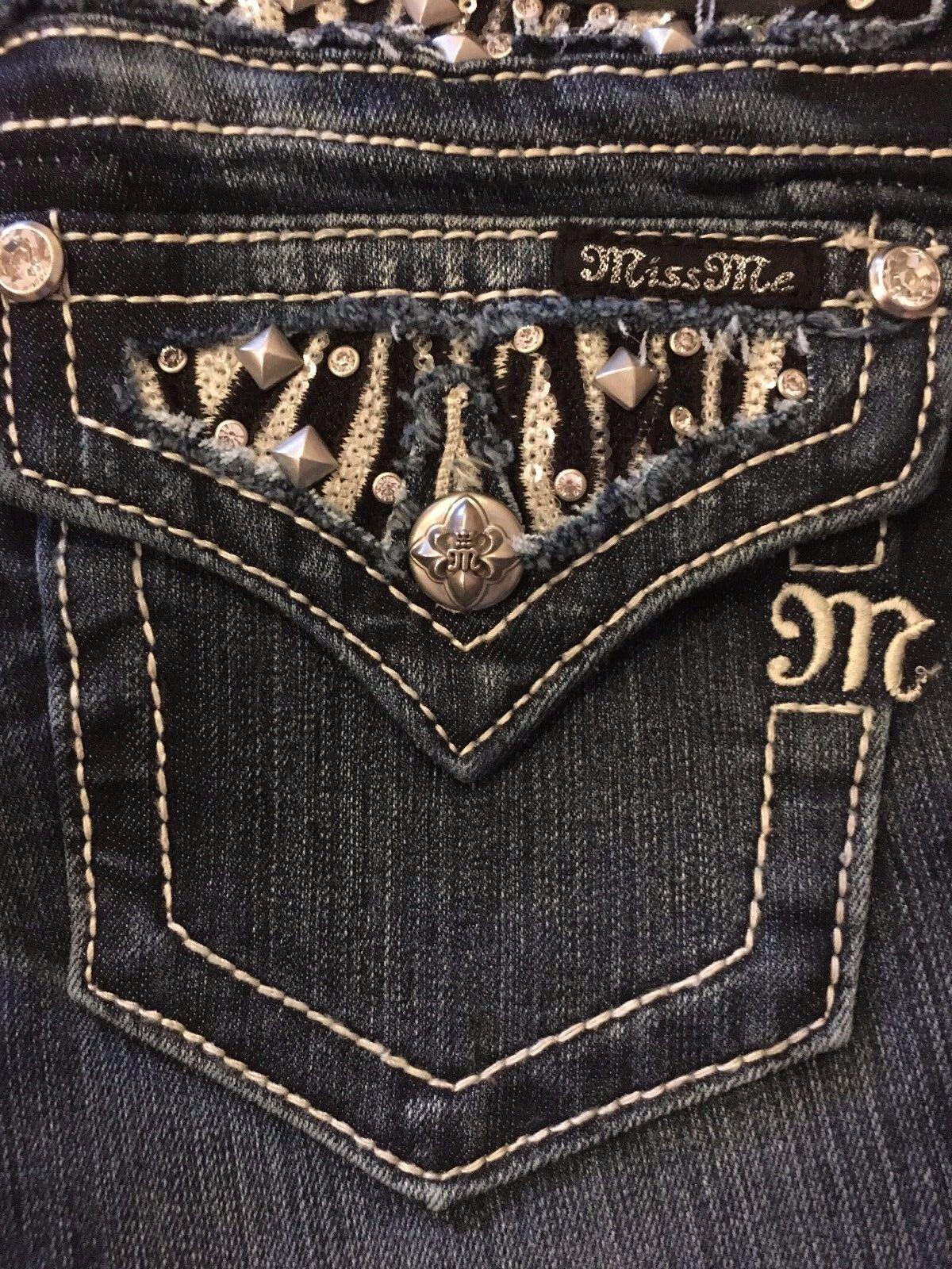 Miss Me womens jeans MP7025B