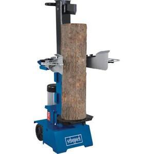 Scheppach Holzspalter HL1000V 10 T stehend, 400V, 3-fach einstellbar bis 1050mm
