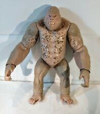 Mega George Rampage The Movie 16 Gorilla Action Figure White Ape