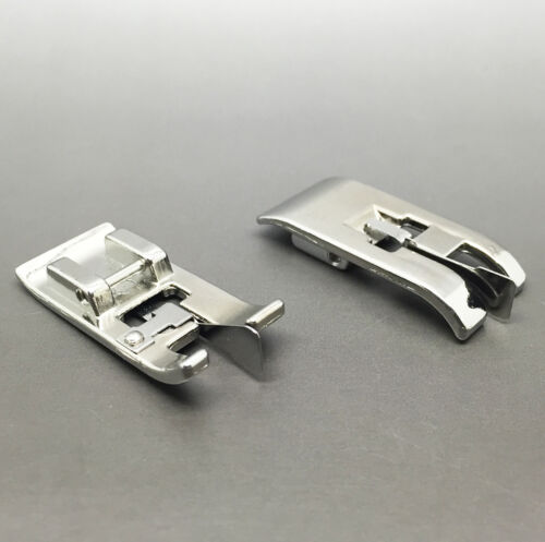 SEWING MACHINE OVERLOCK EDGE FOOT WILL Fit MOST MAKES OF SEWING MACHINES