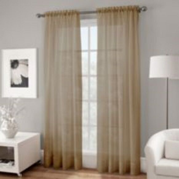 Window Curtains Ebay