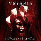 Distractive Killusions by Vesania (CD, Nov-2007, Napalm Records)