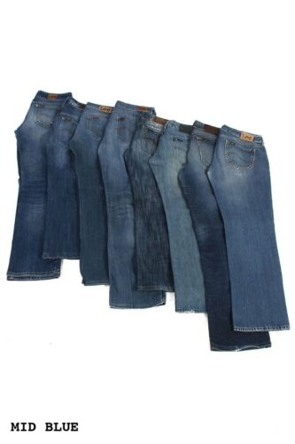 42 in environ 106.68 cm environ 66.04 cm Vintage LEE Jeans Femme Faible Taille Bootcut Denim Jeans 26 in