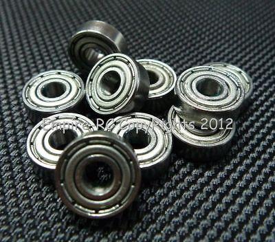 (4pz) 694zz (4x11x4 Mm) Metallo Schermato Cuscinetto A Sfera Cuscinetti 694z