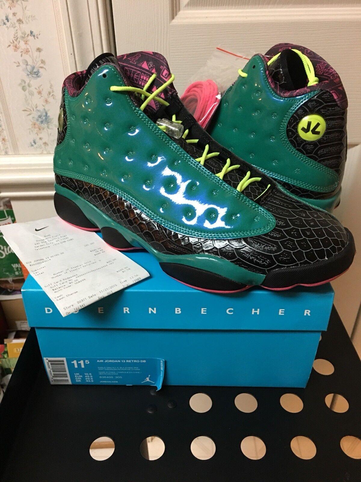 Nike Air Jordan Retro 13 Doernbecher 100% Authentic W Receipt 836405-305