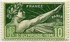 """FRANCE STAMP TIMBRE 183 """"JEUX OLYMPIQUES DE PARIS 1924 10 C """" NEUF x TB"""