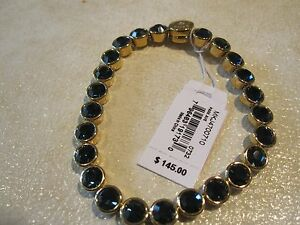 Image Is Loading Nwt Michael Kors Beautiful Park Ave Tennis Bracelet