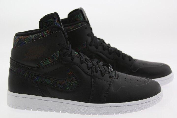 836749 045 Air Jordan 1 Retro High Nouveau Black History