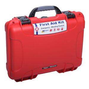 Emergency First Aid & Bleeding Waterproof Case 910
