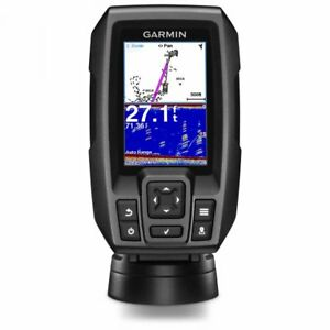 Garmin-STRIKER-4-CHIRP-Fishfinder-with-Dual-Beam-Transducer-and-GPS-010-01550-00