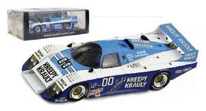 Spark 43da84 March 83g # 00 Vainqueur des 24 Heures de Daytona 1984 - Echelle 1/43 9580006450845