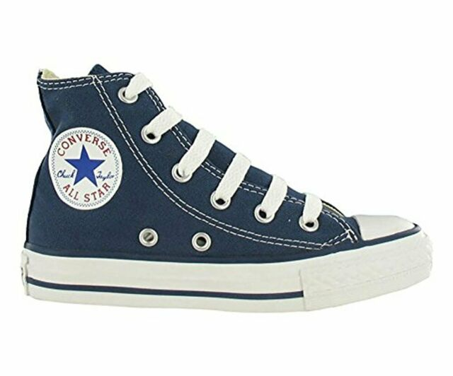 Converse Little Kids/' Chuck Taylor All Star High Top PS Shoes Navy 3J233 e