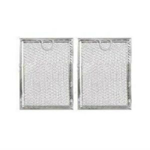 2PK-Microwave-Grease-Filters-Compatible-for-GE-WB6X486-WB06X10125-AF4271-G-5798