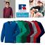 Russell-V-Neck-Felpa-Smart-Casual-Scuola-per-Bambini-Ragazzi-Ragazze-Maglione miniatura 1