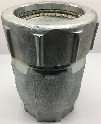 """NEW EFC AX500 EXPANSION COUPLING 5/"""" FITTING  4/"""" MOVEMENT XJ500-4  OZ GEDNEY="""