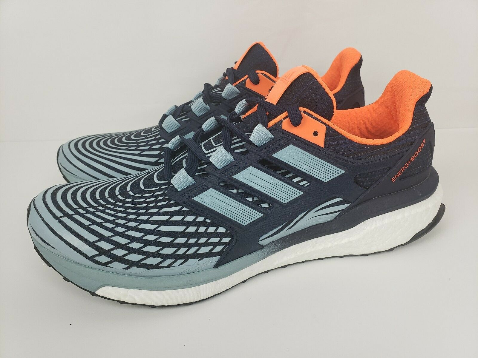 27cee40629877 Adidas Energy Boost 2.0 Running shoes Men s Men s Men s Noble bluee White  CP9540 Size 11.5 e77680