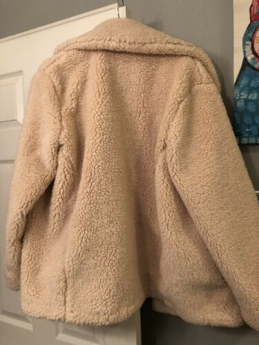 Free Ivory Teddy Small People Jacket FP8FrOxq